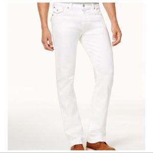 "White true religion Denim jeans  36"""